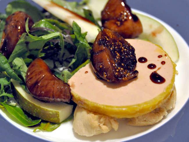 Pré Le Terme, foie gras, au Buisson de Cadouin